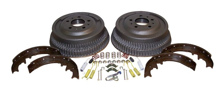 Rear Drum Brake Service Kit 87-89 Wrangler Cherokee Dana 35