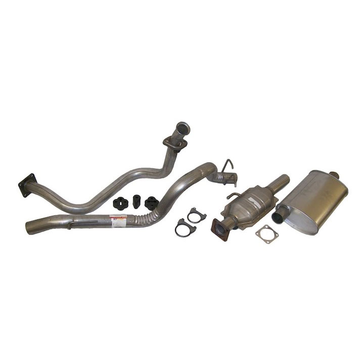 Exhaust Kit 87-92 Wranglers 2.5L Engine