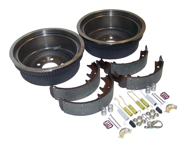Rear Drum Brake Service Kit 87-90 Wrangler Cherokee Dana 44