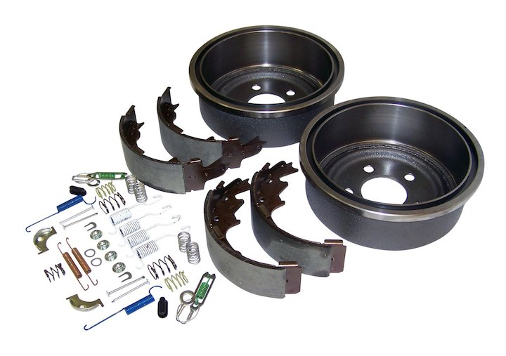 Drum Brake Service Kit 2000-06 Wrangler Cherokee with 9 inch Drums