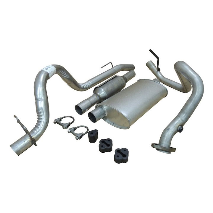 Exhaust Kit 93-95 Wranglers 2.5L Engine