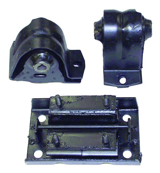 Engine Mount Kit 97-06 Wrangler 4.0L Engine