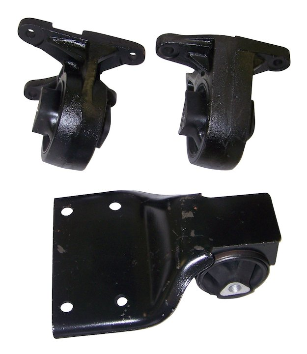 Motor Mount Kit 2002-04 Liberty 2.4L Manual Trans