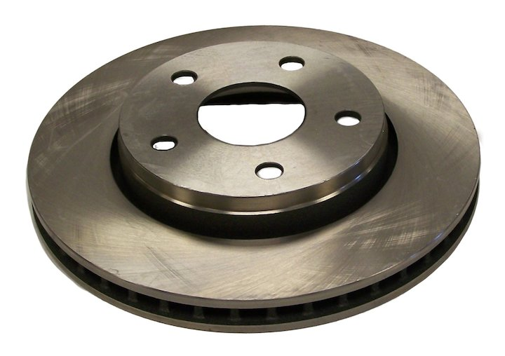 Jeep JK Front Brake Rotor 11.89 inches
