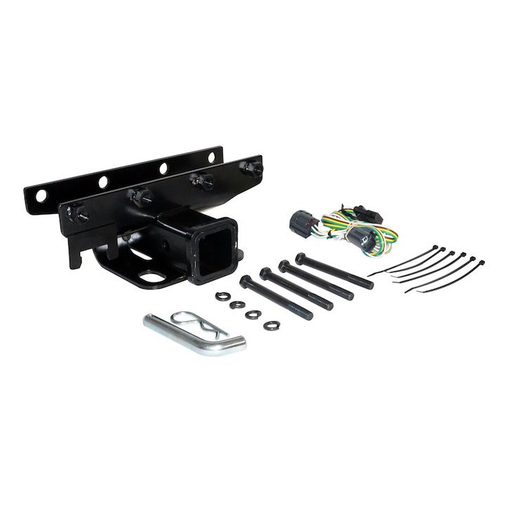 Trailer Hitch Master Kit, 07-17 Wrangler JK