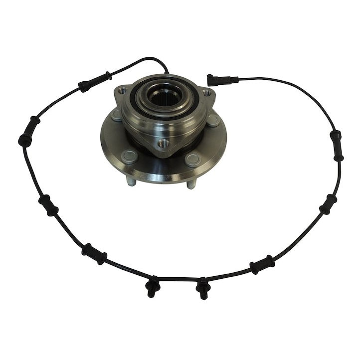Hub Assembly, Front, 2011-15 Wranglers