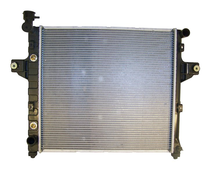 Radiator, 4.0L Engine, 99-04 Grand Cherokee WJ