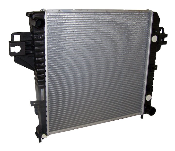 Radiator, 3.7L Engine, 02-05 Liberty KJ