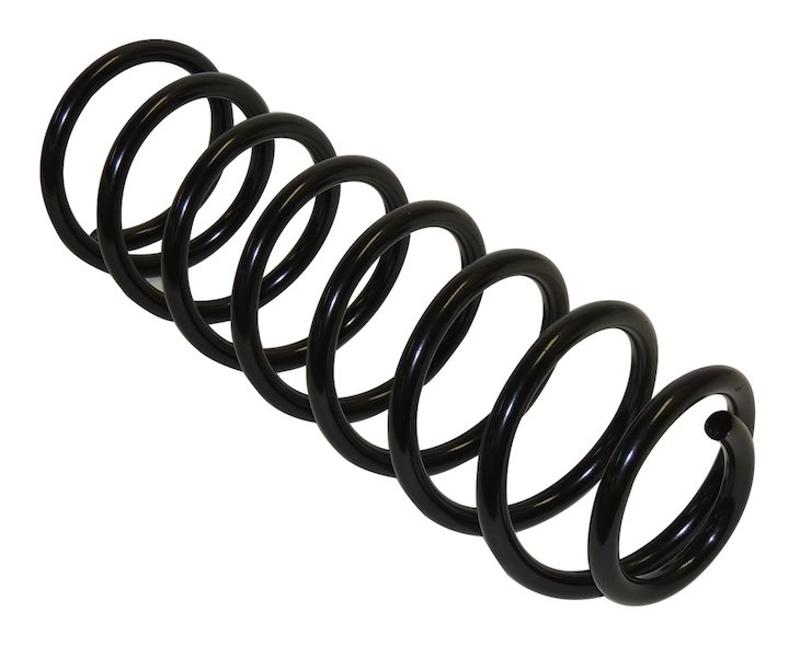 Front Coil Spring 97-06 Wranglers