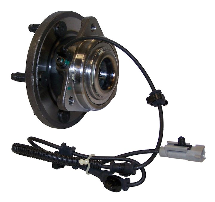 Jeep Front Hub & Bearing Assembly, Jeep WK, XK