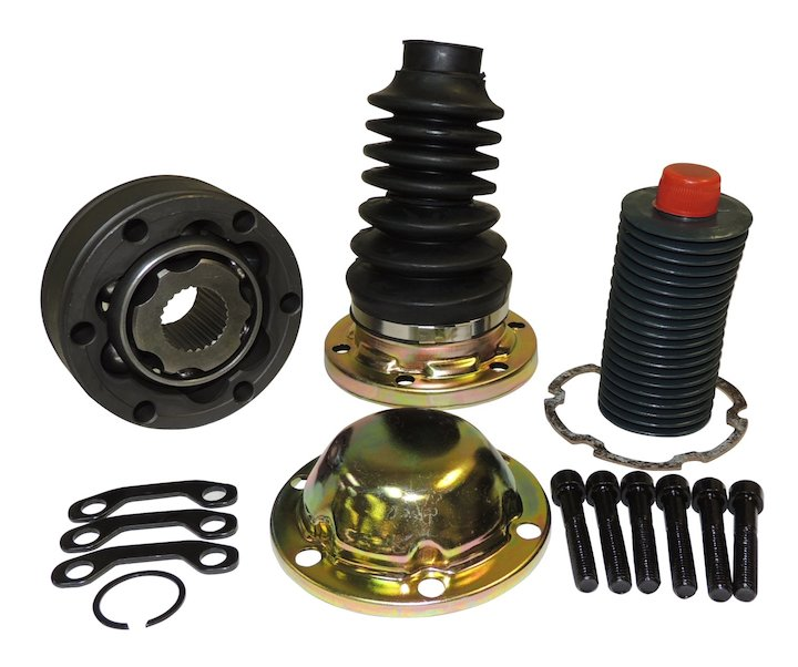 CV Joint Repair Kit, Front, 93-98 Grand Cherokee ZJ