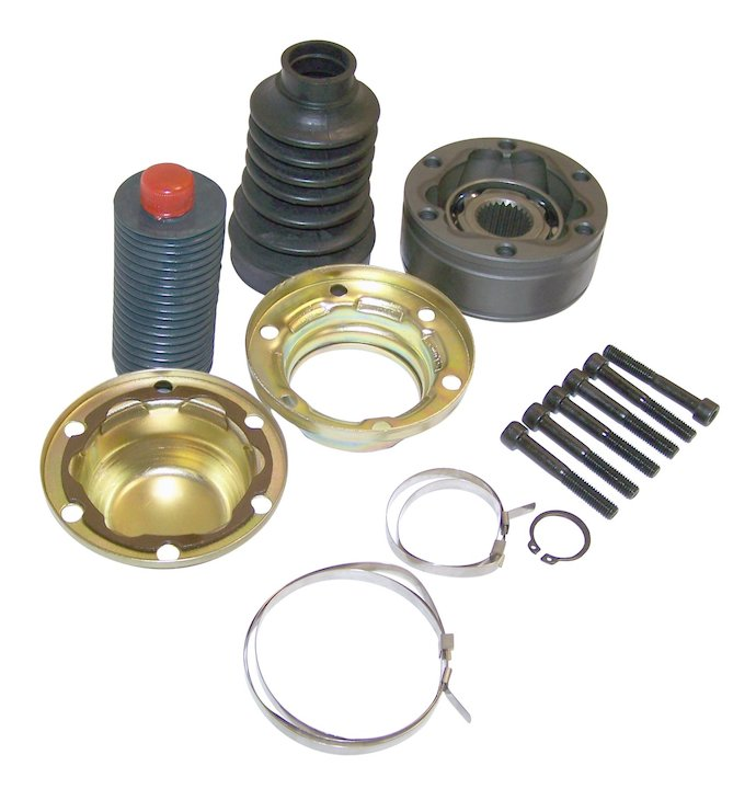 CV Joint Repair Kit, Front, 02-07 Liberty KJ, GKN-Type Joints