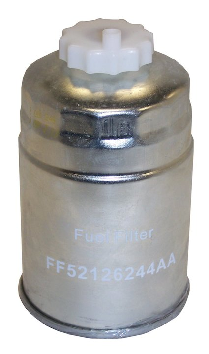 Fuel Filter, 2.8L Diesel, 07-15 Wranglers JK, 08-12 Liberty