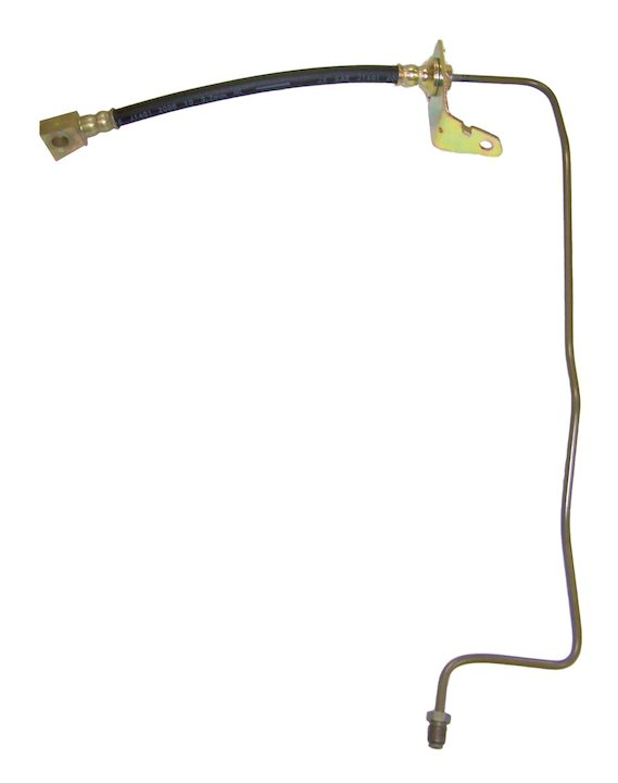 Rear Left Brake Hose 03-05 Wranglers