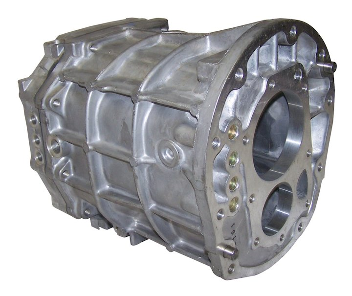 AX15 Transmission Case