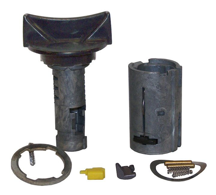 Ignition Cylinder, 91-92 Wranglers