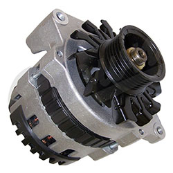 Jeep XJ Cherokee 75 amp Alternator