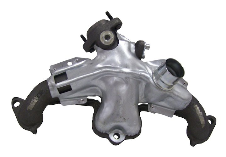 Exhaust Manifold Kit Jeep CJ Wrangler Cherokee 2.5L Engine