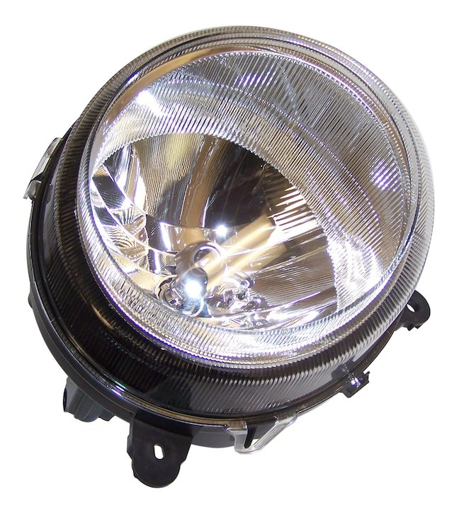 Headlamp, Right, 07-10 Patriot Compass
