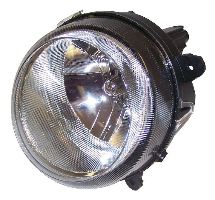 Headlamp, Left, 07-10 Patriot Compass