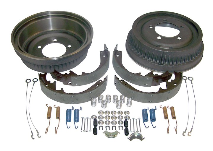 Drum Service Kit 74-78 Jeep CJ