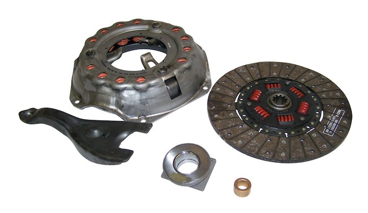 Clutch Master Kit 76-79 Jeep CJ 3 Speed Trans