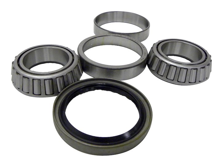 Front Bearing and Seal Kit 76-86 Jeep CJ