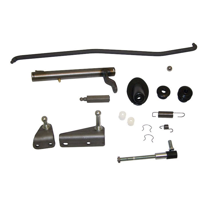 Clutch Linkage Kit 76-86 Jeep CJ