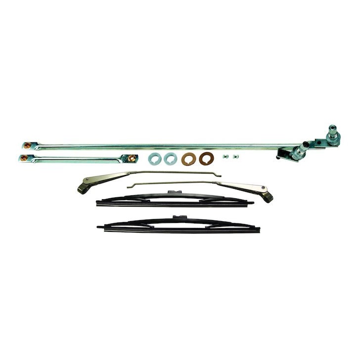 Wiper Linkage Master Kit 76-86 Jeep CJ