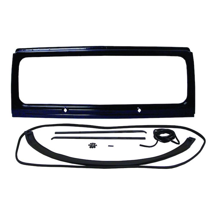 Windshield Frame Kit 87-95 Wranglers