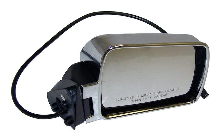 Electric Remote Mirror, Right (Chrome)