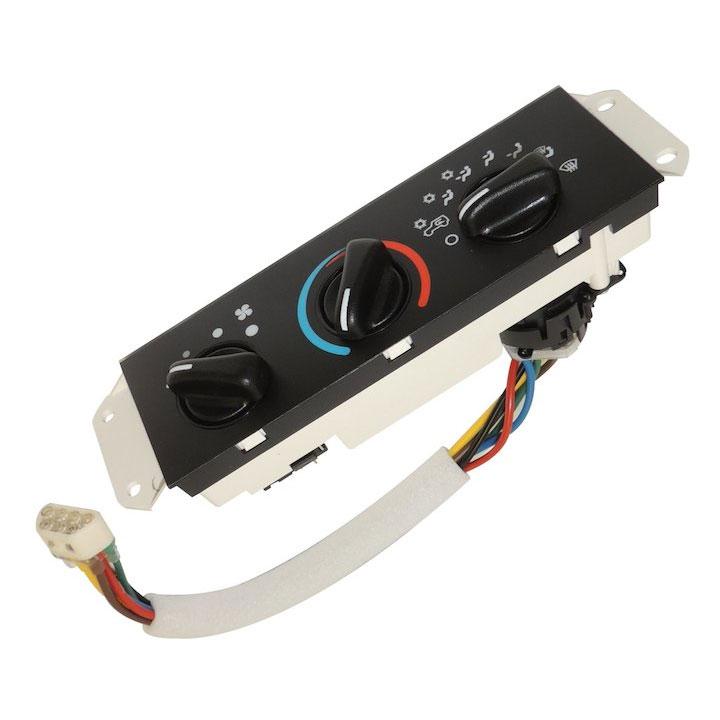 55037473ab Wrangler A C Amp Heater Control Unit