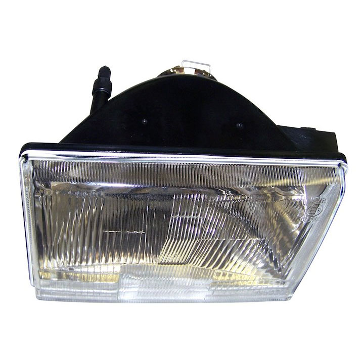 Headlamp, Left, 93-96 Jeep Grand Cherokee ZG