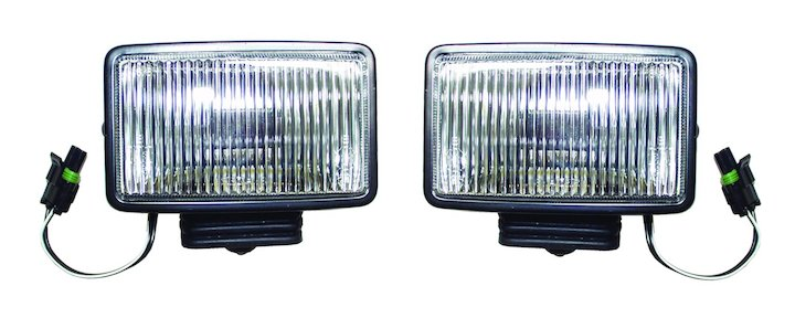 Fog Lamp Kit 91-95 Wranglers