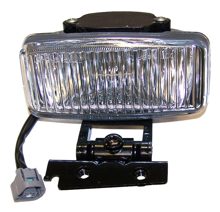 Fog Lamp, Right, 97-01 Cherokee XJ