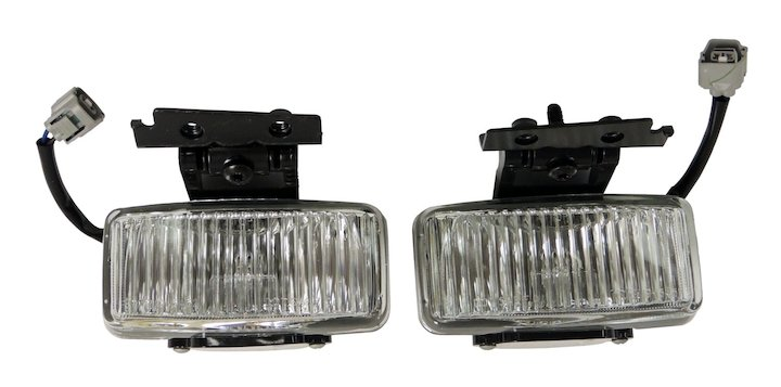 Fog Lamp Kit 97-01 Grand Cherokee
