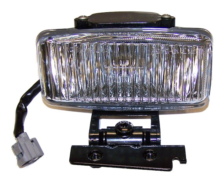 Fog Lamp, Left, 97-01 Cherokee XJ