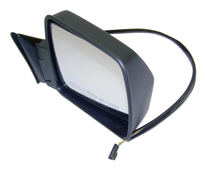 Electric Remote Mirror, Right (Black)
