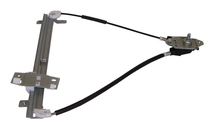 Window Regulator, Left, 97-06 Wranglers