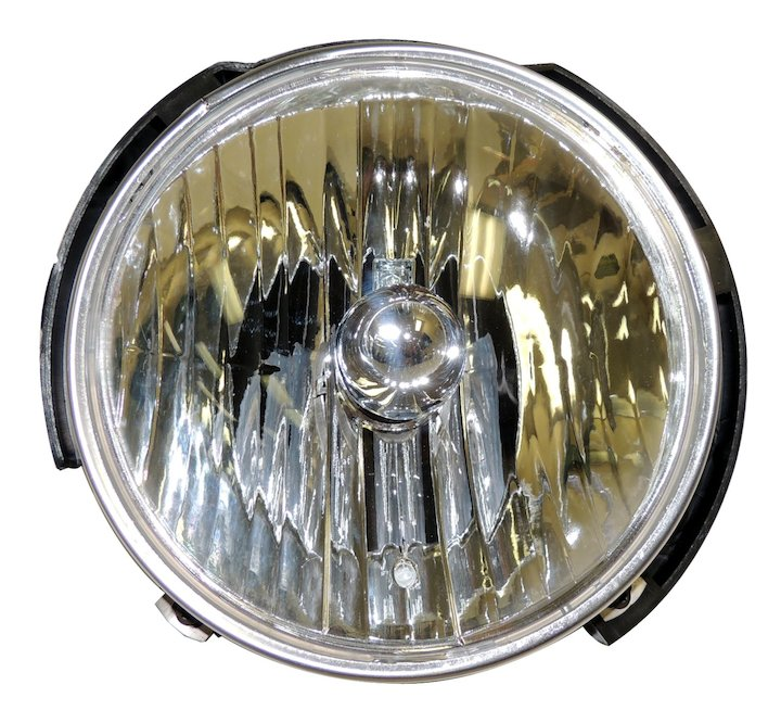 Right Headlamp 07-14 Wranglers