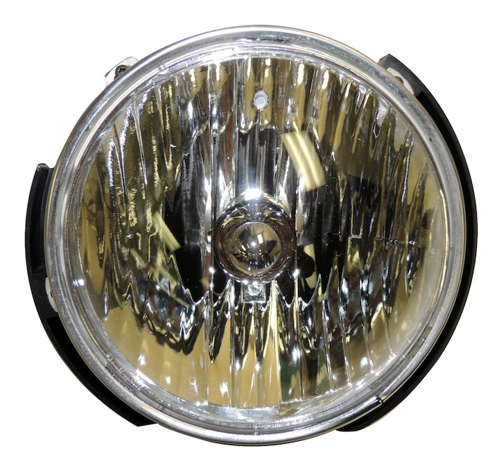 Left Headlamp 07-14 Wranglers