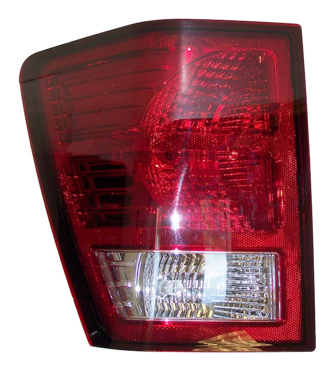 Tail Light, Left, 07-10 Grand Cherokee WK
