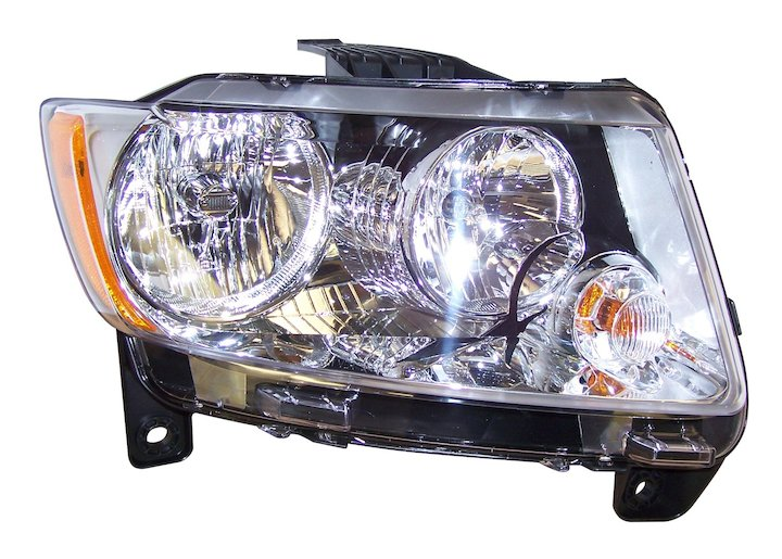 Head Lamp, Right, 11-12 Grand Cherokee WK