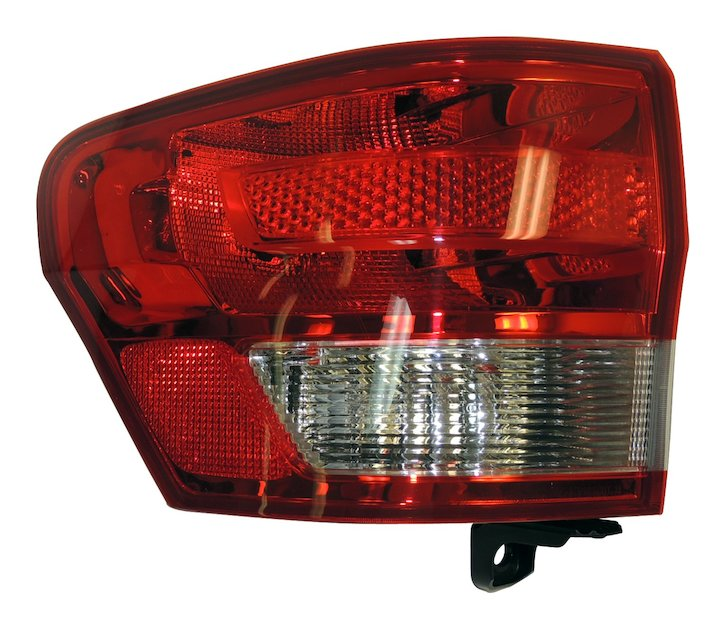 Tail Lamp Left 2011-13 Grand Cherokee