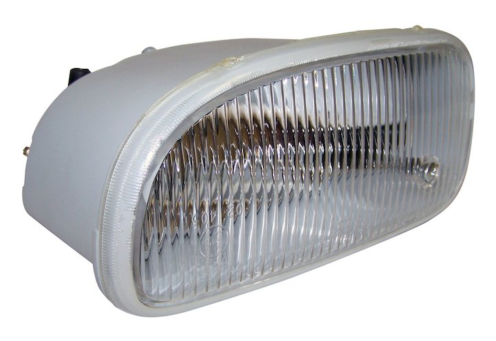 Fog Lamp, Left, 99-03 Grand Cherokee WJ