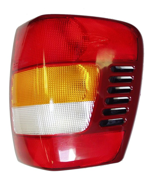 Tail Lamp, Right, 1999-11/12/01 Grand Cherokee WJ