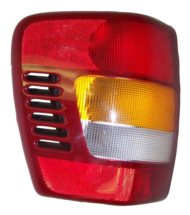 Tail Lamp, Left, 1999-11/12/01 Grand Cherokee WJ