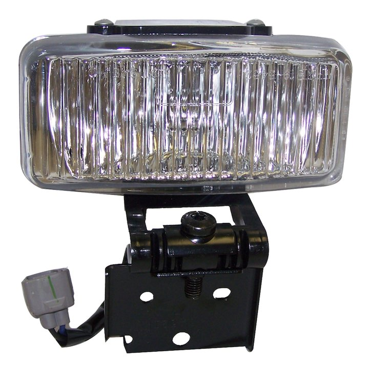 Fog Lamp, Left, 97-98 Grand Cherokee ZJ