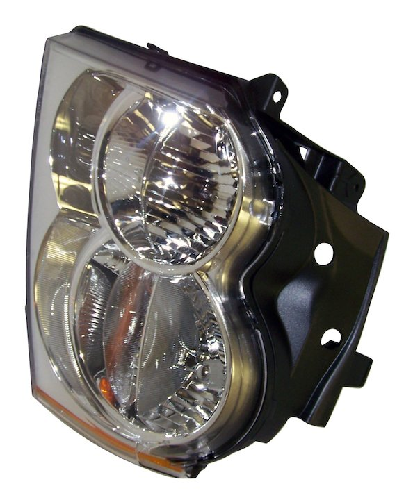 Head Lamp, Left, 05-07 Grand Cherokee WK