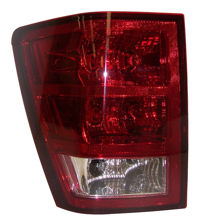 Tail Lamp, Left, 05-06 Grand Cherokee